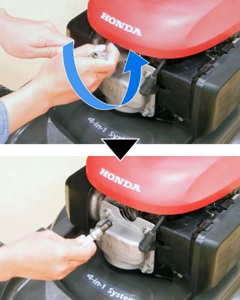 HRX217 - Maintenance   Honda