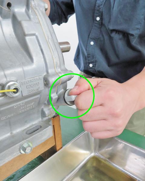 GX340 - User Maintenance | Honda
