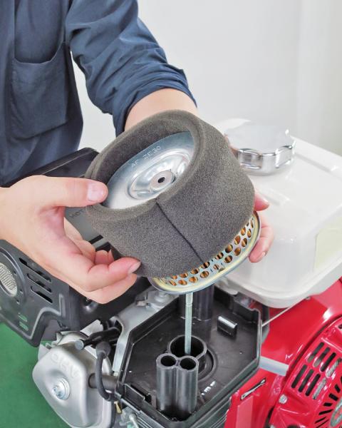 GX390 - User Maintenance | Honda